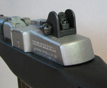 MINI200 aperture sight