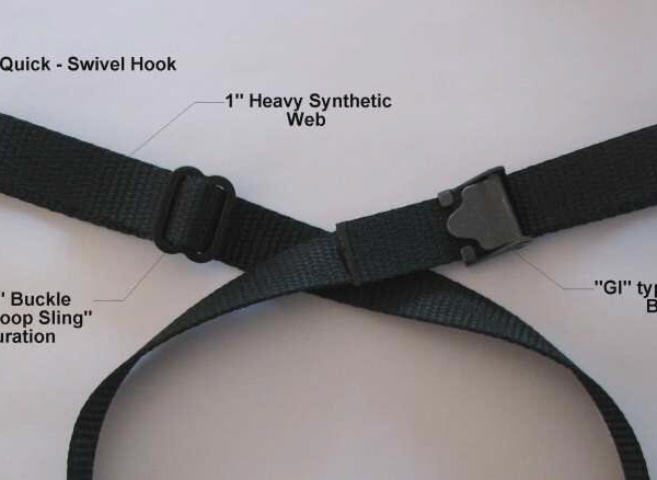 """M1 Synthetic Sling 1"""""""