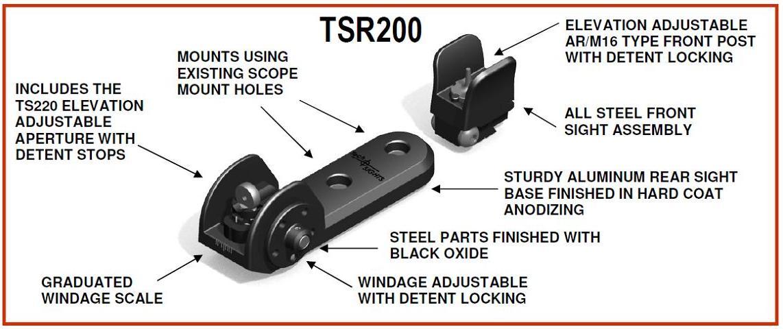 TSR200 STEEL