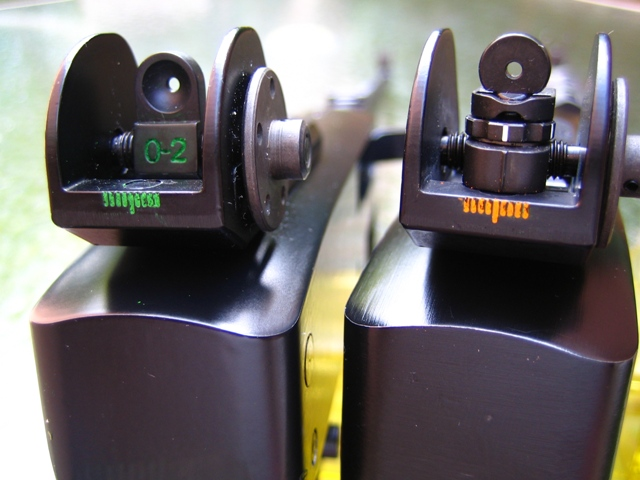 Ruger 1022 Products Tech Sights